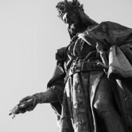 Statue of King Wenceslas